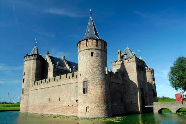 Ridders en jonkvrouwen for Werkbladen ridders en kastelen